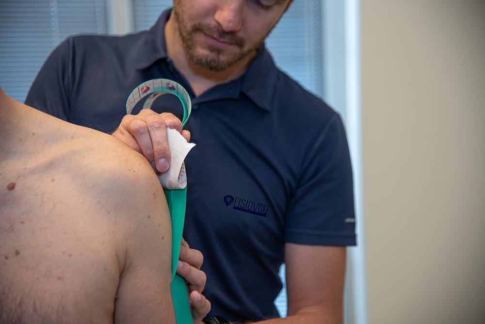 Kinesiotaping taping neuro muscolare