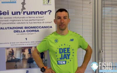 Cosa pensa un atleta del nostro servizio di biomeccanica della corsa