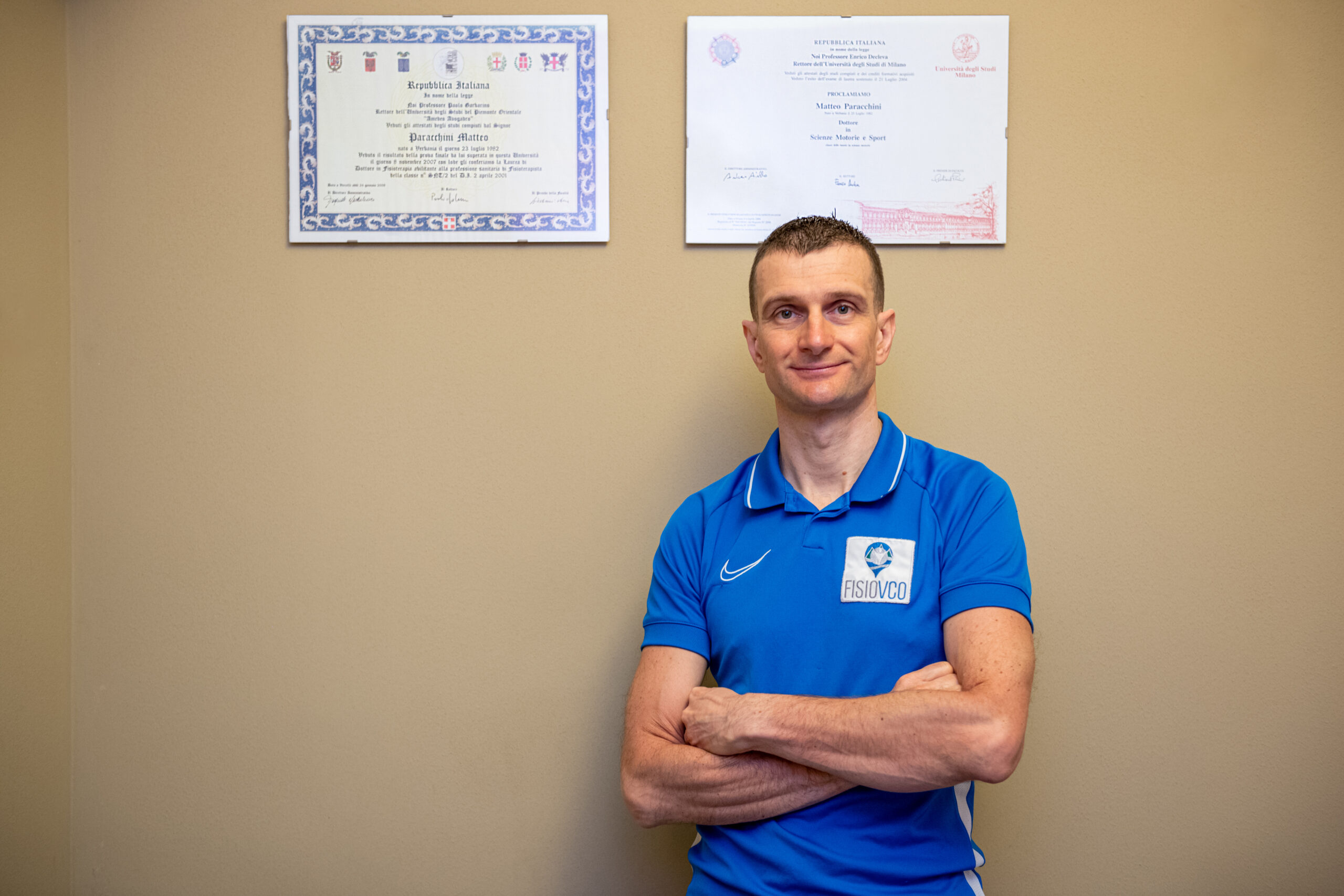 Dott. Matteo Paracchini